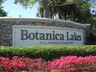 Naples Real Estate - BOTANICA LAKES Main Community Photo