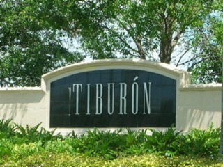 Naples Real Estate - TIBURON Main Community Photo
