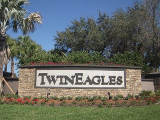 Naples Real Estate - Community TWIN EAGLES Photo 1