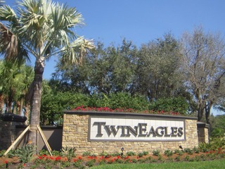 Naples Real Estate - Community TWIN EAGLES Photo 3
