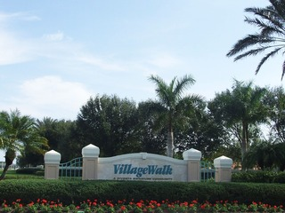 Naples Real Estate - VILLAGE WALK Main Community Photo