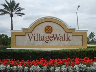 Naples Real Estate - Community VILLAGE WALK OF BONITA SPRINGS Photo 1