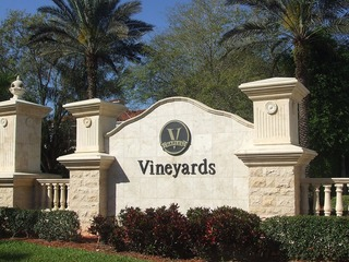 Naples Real Estate - VINEYARDS Main Community Photo