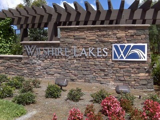 Naples Real Estate - Community WILSHIRE LAKES Photo 1