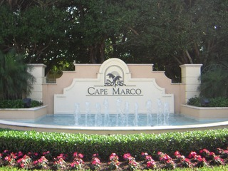 Naples Real Estate - CAPE MARCO Main Community Photo
