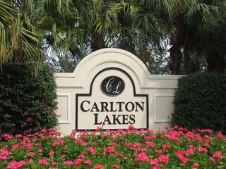 Naples Real Estate - CARLTON LAKES Main Community Photo