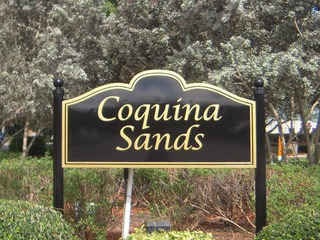 Naples Real Estate - COQUINA SANDS Main Community Photo