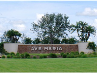 Naples Real Estate - AVE MARIA Main Community Photo