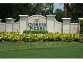 Naples Real Estate - CYPRESS WOODS GOLF AND COUNTRY CLUB Main Community Photo